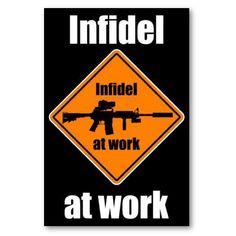 Infidel at Work.