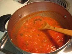 Salsa de Tomate Casera | Recetas 100% Salvadoreñas