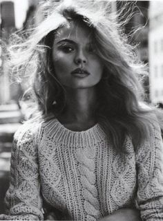 Windswept + cableknit