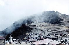 Pico El Águila, Estado Mérida.
