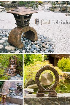 Jizo Bosatsu Child U2013 The Peacemaker | Concrete Statues, Japanese Garden  Ornaments And Garden Ornaments