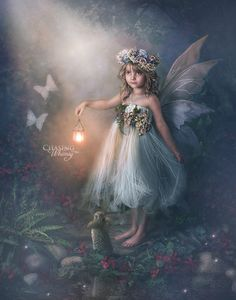 Fairy Portrait by Chasing Whimsy