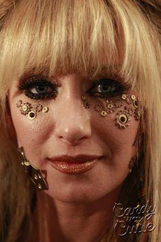 steampunk makeup ideas | Model- Ioana Ionescu, Summer Perry, Exec Producer / Photographer ...