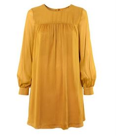 Love the top, love the mustard, probably wouldn't love it on myself hahah.