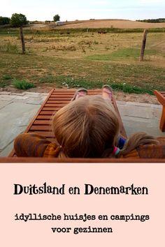 101 idyllische kindvriendelijke campings en vakantiehuisjes in Duitsland en Denemarken #leukmetkids #vakantie #reizenmetkids #vakantiemetkids