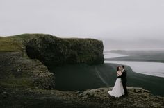 Iceland elopement captured by Nirav Patel