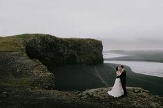 Iceland elopement captured by Nirav Patel