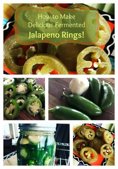 How to Make Delicious Fermented Jalapeño Pepper Rings — Home Healing Harvest Homestead