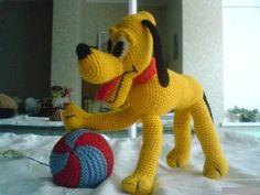 Игрушка Собака крючком. Как связать собаку крючком. Щенок крючком. Игрушка крючком. Toy Dog Часть 1 - YouTube