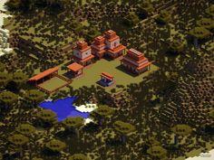 MCNoodlor: Savanna Village