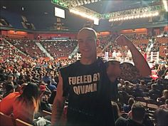 "Newport Regional 2015 - Rebecca Forbes - KO in the first round for professional boxer and Qivana business owner Briam Granado at Mohegan Sun last night! ""I drink my Metabolic shake every morning!"""