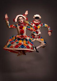 Les Grands Ballets | CASSE-NOISETTE / THE NUTCRACKER | Photo: Damian Siqueiros / zetaproduction.com | Danseurs/Dancers: Graziella Lorriaux & Kenji Matsuyama Ribeiro / www.grandsballets.com