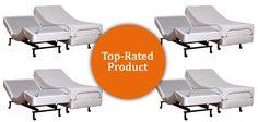 Split King Size Legget & Platt S-Cape Adjustable Beds Review