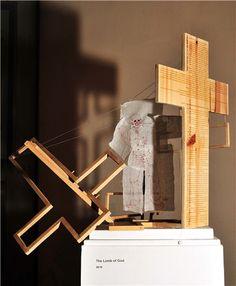 Teresa Wells, Lamb of God, 2010 Wells, Lamb, Easter, God, Artwork, Dios, Work Of Art, Auguste Rodin Artwork, Easter Activities