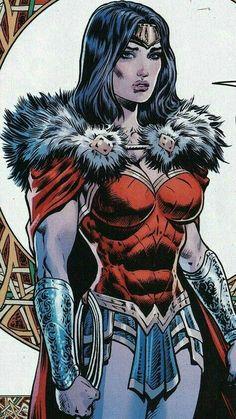 Drawing Dc Comics Wonder Woman, Diana of Themyscira Wonder Woman Art, Wonder Woman Comic, Superman Wonder Woman, Wonder Women, Comic Book Characters, Comic Character, Female Characters, Ms Marvel, Dc Universe
