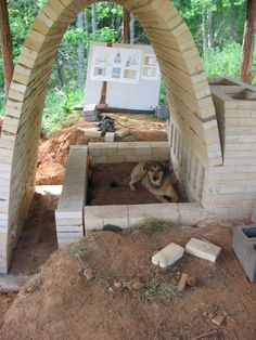 Resultado de imagen de Wood Fired Kiln Plans