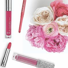 Get your lips Spring ready with these gorgeous pinks from LimeLight by Alcone