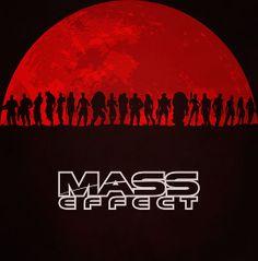 Mass Effect by randomweas