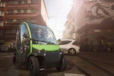 Birò - electric personal commuter by Estrima