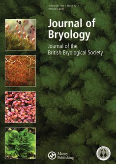 Journal of #Bryology exists to promote the scientific study of #bryophytes (mosses, peat-mosses, liverworts and hornworts) and to foster understanding of the wider aspects of bryology, such as the role of bryophytes in human affairs, and the lives of notable #bryologists.