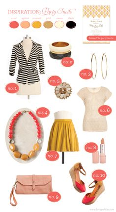Get Styled: Party Outfit