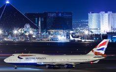 BA 747-436, G-BNLG-Las Vegas- February-2012.