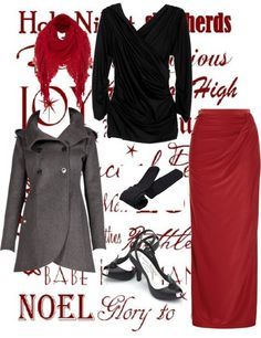 """Christmas"" by countrybluegrasschick on Polyvore"