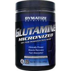 Better quality saves U more! 1-2-3 DYMATIZE NUTRITION Glutamine Micronized 500 &1000 grams better quality #DYMATIZENUTRITION