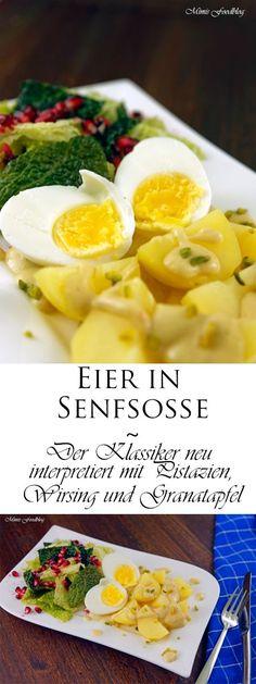 Hart gekochte eier mit lachscreme jajza vkrutuju - Eier hart kochen ohne anstechen ...
