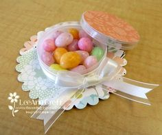 Sweet Easter Bonnets treat  from Flowerbug's Inkspot