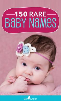 Rare Baby Names: 150 Names That Are On Verge of Extinction Gorgeous Girl Names, Pretty Names, Cool Names, Rare Baby Names, Popular Baby Names, Unique Baby Names, Baby Boy Or Girl, Baby Girl Names, Classic Girls Names