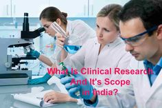 Types Of Clinical Trials And Its Significance Clinical trials means medical research studies involving people.