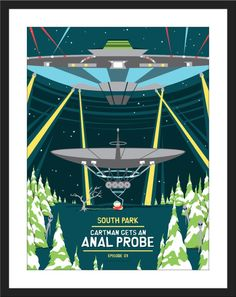 Screen print 18 x 24 inches Hand-numbered edition of 275 Officially licensed 4left!