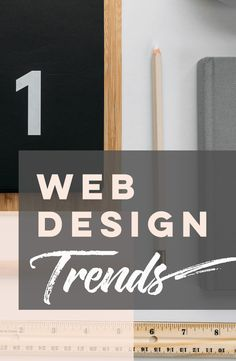 Vintage Graphic Design Web design trends for coming to a site near you - So long skeumorphic design and long scrolling websites (that's so there's a new look on the horizon. December marks that time of… Design Web, Simple Web Design, Web Design Tools, Web Design Agency, Web Design Company, Blog Design, Web Design Inspiration, Creation Web, Webdesign Layouts
