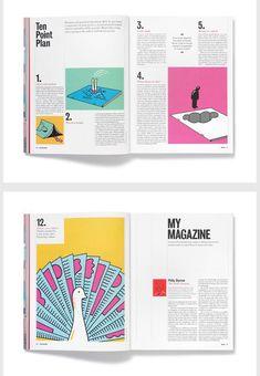 Design Elements and Principles - Design Elements and Principles – Visual Design Basics – Medium - Page Layout Design, Graphic Design Layouts, Design Blog, Graphic Design Inspiration, Web Design, Editorial Design Layouts, Magazine Design Inspiration, Design Basics, Design Posters