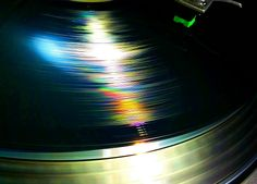 Close-Up Of Spinning Turntable Gramophone Record, Elements Of Design, Turntable, Spinning, Close Up, Stock Photos, Music, Artist, Hand Spinning