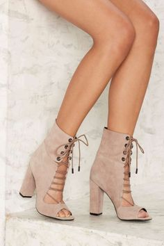 Kendall + Kylie Ella Suede Bootie - Boots + Booties | Fall Bohemia | Metallics | Last Chance
