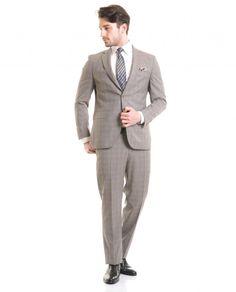 Karaca Erkek Takım Elbise - Bej #gentleman #suit #takımelbise #karaca #ciftgeyikkaraca  www.karaca.com.tr