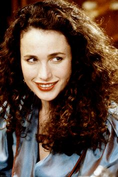 Andie MacDowell | a timeless beauty