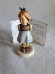 Vintage M I Hummel Figurine Two Hands One Treat Rechts Oder | Etsy