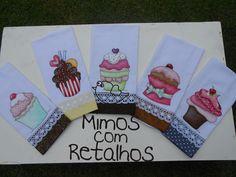 São os únicos Cupcakes que sei fazer!!!!! Rsrsrsrs Bom Fim de Semana!!!