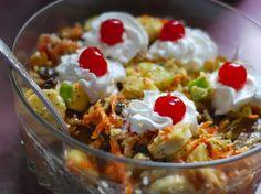{just like ritz carlton's} maui macadamia nut waffles with coconut syrup | ChinDeep