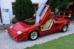 1989 Lamborghini Countach - Jubiläumsmodel   Classic Driver Market