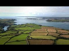 ▶ BRITISH COUNTRYSIDE FILMED FROM THE AIR * www.bradley.tv - YouTube, so beautiful