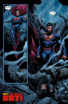 Batman: The Dark Knight #5 by David Finch