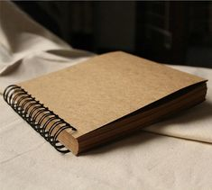 98 pages Wedding Guestbook // Kraft Scrapbook Album by PapergeekMY, $25.00