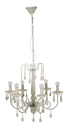 #MauroFerrettiSrl 1709390000 LAMPADARIO CANDLE LIGHT Ø CM 61X54 #mauroferrettisrl #home #homedecor #decor #casa #arredo #arredamento #lampadario #candle #light #chandelier #shabby #newitem #newlook #italiansdoitbetter