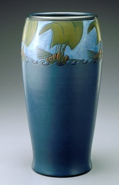 Vase / Marblehead Pottery / c. 1910-20 / Arts & Crafts