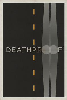 Death Proof / poster by Matt Owen