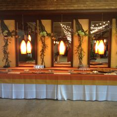 Pairing Event Reception Table
